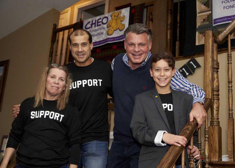 CTV: Help Logan meet his birthday fundraising goal for CHEO