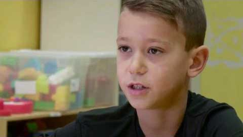 CTV News  – Kids Helping Kids