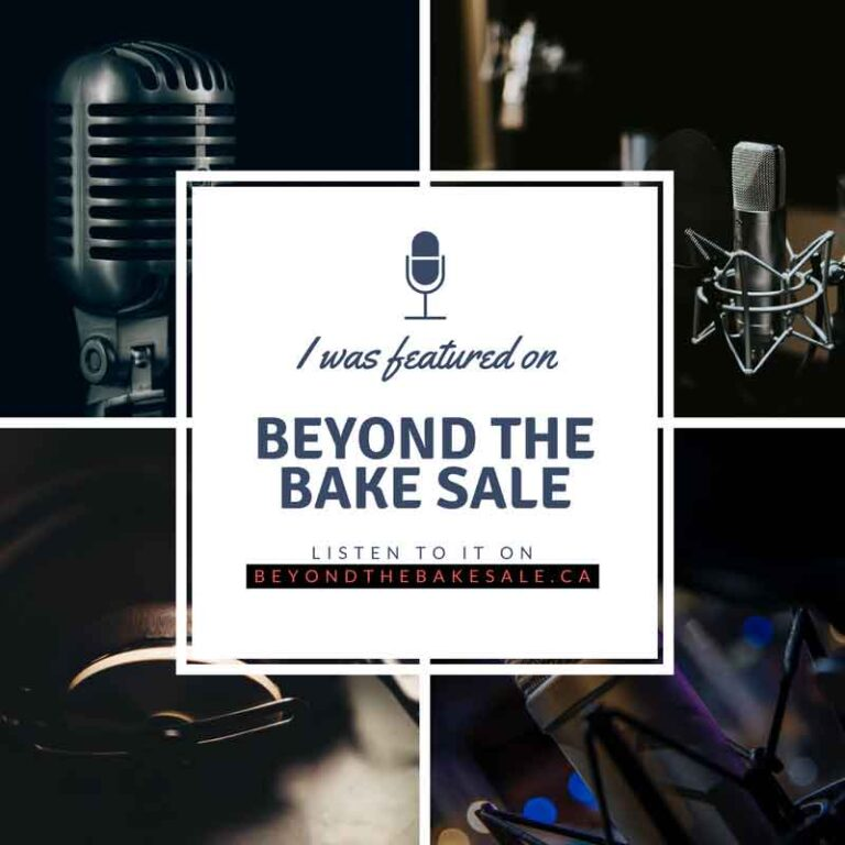 Logan's Heroes featured on episode of 'Beyond the Bake Sale'